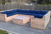 Porch - Veranda - Palet DIY