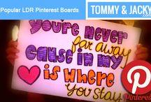 (LDR) Long Distance Relationships / by Tommylandz ツ™ www.tommylandz.com