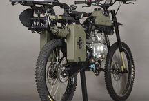 Expedition Motorbikes