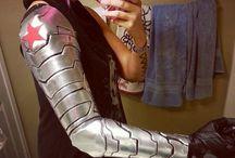 bucky cosplay