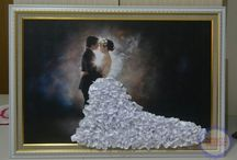 3D prewedding photo