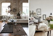 Living Rooms / The coziest living rooms to curl up on its couches.