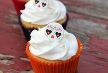 cupcake wars. / celebrations. berfdays. cuties.