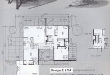 vintage/century house plans