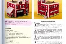 House of Perler Beads 3D