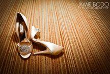 8c- Shoes (Wedding Prep) / How to arrange wedding shoes