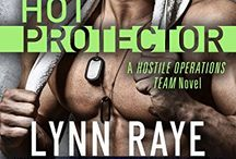 "Hot Protector - Book 10 in the Hostile Operations Team Series /  Sometimes the forbidden is impossible to resist…  Chase ""Fiddler"" Daniels finds himself on the run with Sophie Nash—the step-sister he loves to hate. Protecting Sophie from a Russian mobster shouldn't be too hard. Protecting himself from Sophie's charm? Somehow, that's a whole lot harder…"