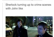 WTF Sherlock!