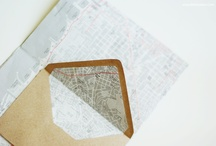 cardboard envelopes / art