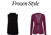 frozen style