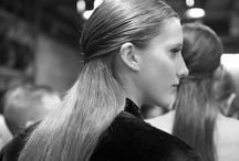 BACK STAGE - PHILLIP LIM F/W 2012