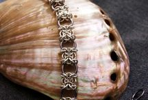 Chain Mail & Wire Jewelry / by Barb Corwin