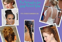 Hairstyles / by Sarah Welte