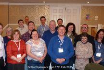 Solent Speakers!