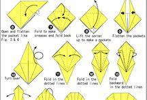 Istruzioni Origami