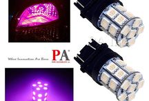 PA Excellent Quality Auto Car Tail Rear Side Light Bulbs