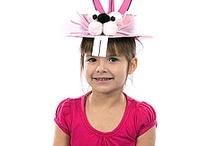 Easter bonnet / Diff hats for Easter