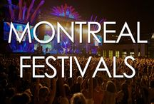 Montreal Festivals / Montreal is a city of festivals, a tradition that peaks in early to mid summer but continues year-round. Here are some of our favorite moments from Montreal's festivals.