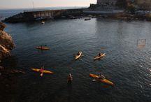 Porticciolo di Nervi / Dove il tempo si ferma e ti sembra di essere in vacanza a pochi minuti da casa e dal centro di Genova!