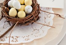 easter/spring / by Sarah Faubus