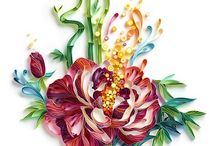 quilling for me!