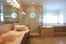 Bathroom M&D  / by wootenlindsay