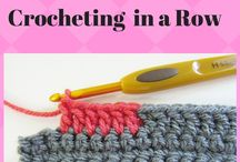 How to change colors when crocheting
