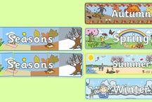 Seasons Évszakok