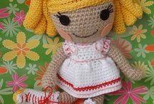 dolls CROCHET tricot