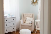 Baby Room Ideas and Inspirations / by Brittany Aubé