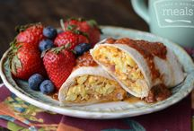 Breakfast - Montreal ideas / Imagery inspiration (not the recipes)