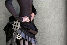 steam punk clothes
