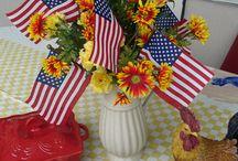 Patriotic  / by Barbara Glosson
