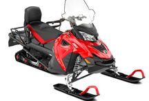 SNOWMOBILE BRP LYNX