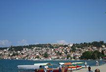 Macedonia vacation / A short visit to Macedonia Skopje and Ohrid lake.