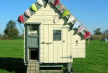 Garden Buntings / Buntings for gardens - easy, festive and fun
