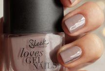 Nail Polish - Sleek / Swatches - Sleek Nail Polish