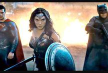 Wonder Woman / Superheroes that rock