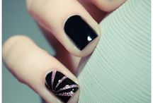 Make-up + nail art