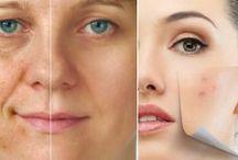 Pele do rosto