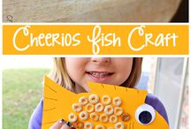 Cheerios fish