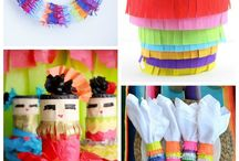 Party Ideas - DIY / Party ideas involving DIY crafts to create decor or favors