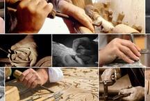 Hand Decorated Furniture