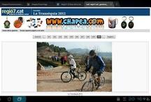 Chapea en prensa y redes sociales / Chapea.com presente en eventos, medios, publicidad...