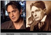 Double take / Look a likes
