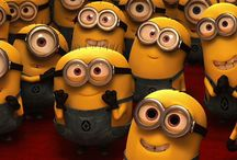 Minion / Just crazy about them ......