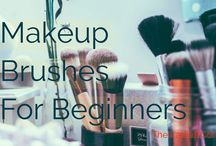 Makeup Brushes For Beginners-The Ladies Corners
