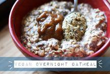 #vegan breakfast / by Annabel Adams