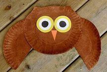 Preschool Crafts / Preschool Crafts