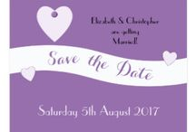 Wedding Save the Date / Save the Date Cards